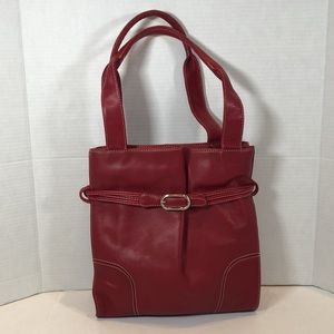 Kenneth Cole Red Tote